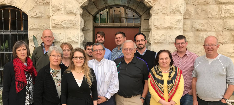 Christian Leaders Training Program, Jerusalem, Israel